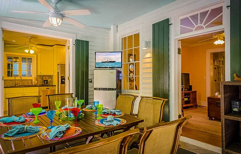 One of the most amazing Airbnbs in Key West.
