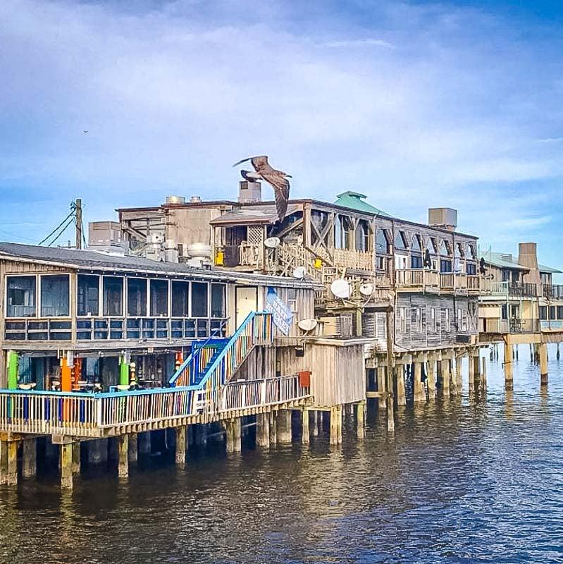 Cedar Key is a historic town that's one of Florida' best hidden gems.