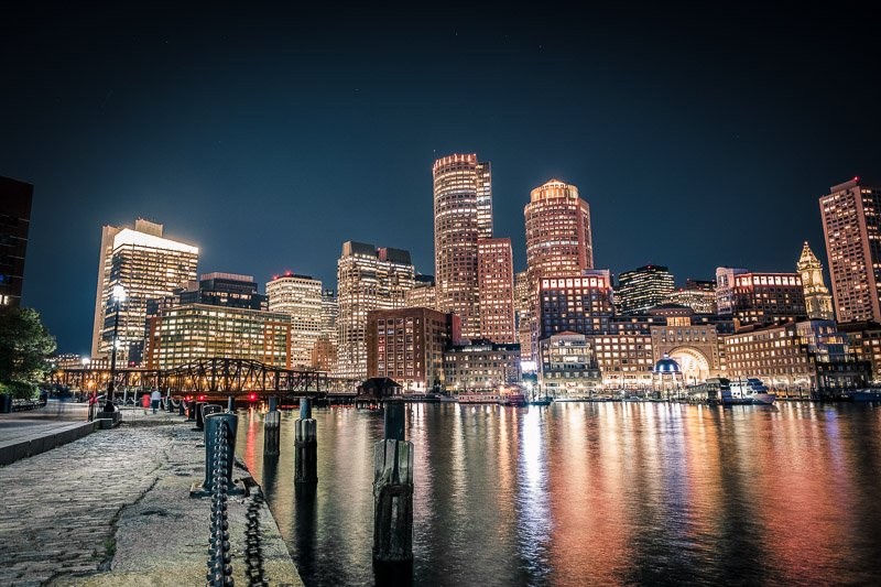 On a Charles River boat cruise, not only will you be able to see Cambridge. You'll get to see Boston's skyline, too!