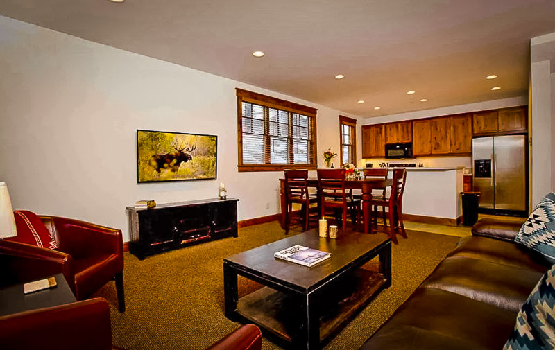 A top vacation rental in Jackson, Wyoming