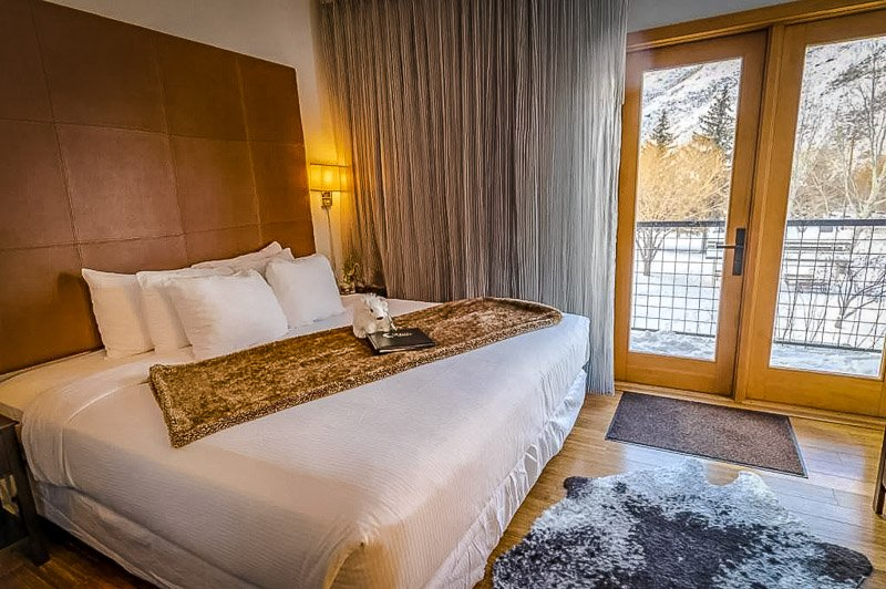 One of the best vacation rentals in Jackson Hole, Wyoming.