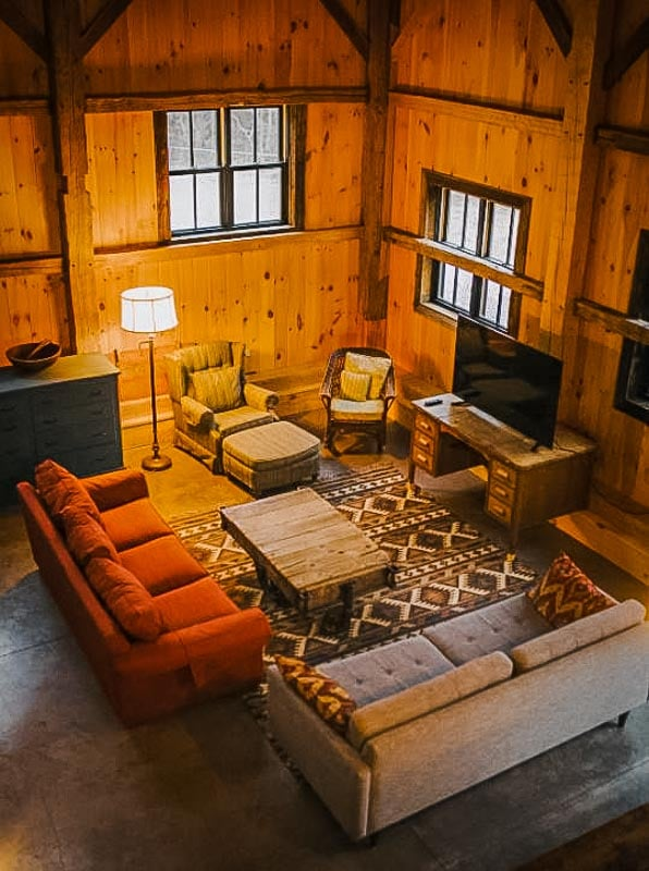 Unique Airbnb in Vermont for small groups