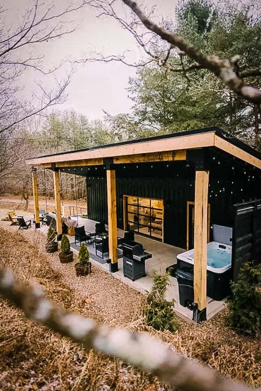 Tiny house Airbnb in Ohio
