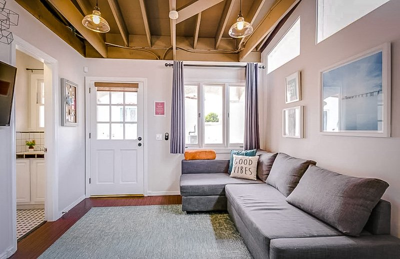 A photogenic interior design layout