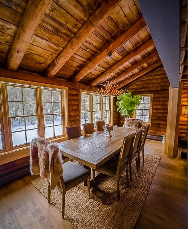 This Vermont vacation rental is among the most beautiful in the state