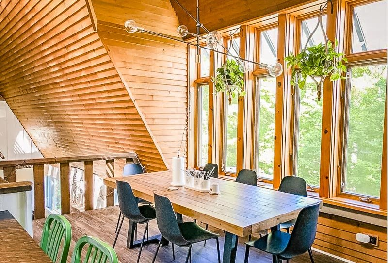 A unique vacation rental in Vermont brimming with personality