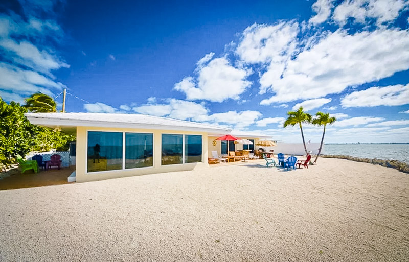Oasis in the Keys is among the top Airbnbs in Florida