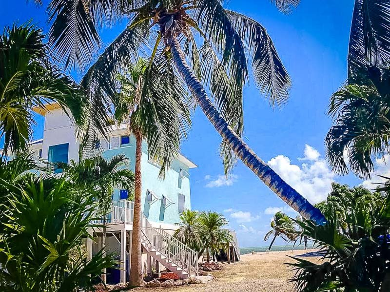 Palms Resort at Sugarloaf is among the coolest Airbnbs in the Florida Keys.