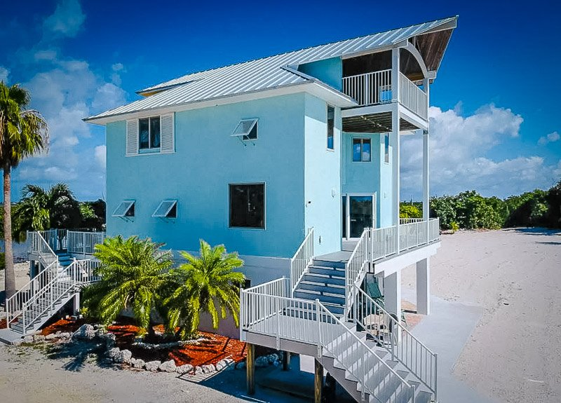 Sugarloaf Florida Keys beachfront rental property
