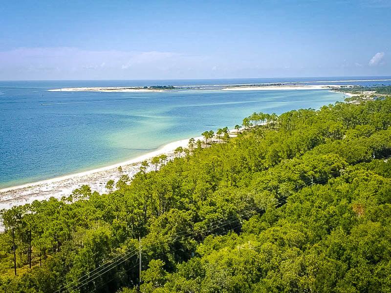 Pensacola Beach is on the Gulf Coast island of Santa Rosa. It's definitely among the best hidden gems in Florida.
