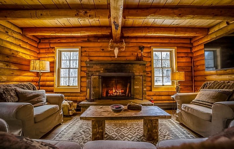 One of the coolest Airbnbs in Vermont.