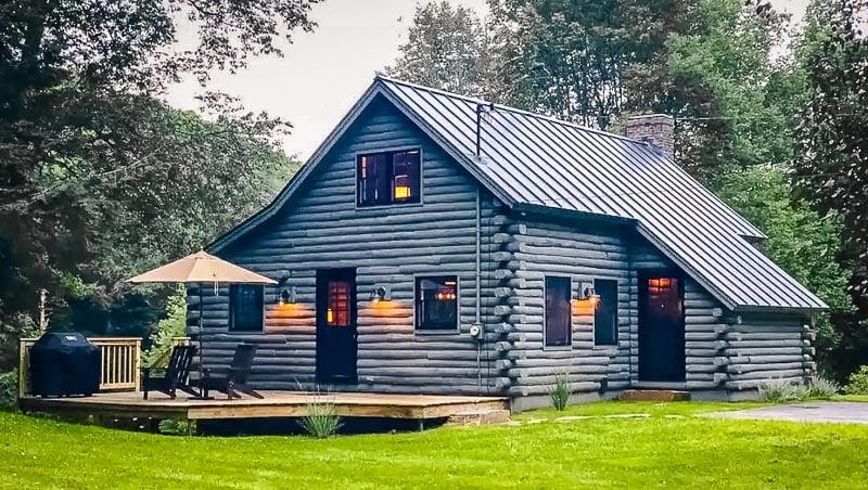 Elegant cabin in Woodstock, Vermont