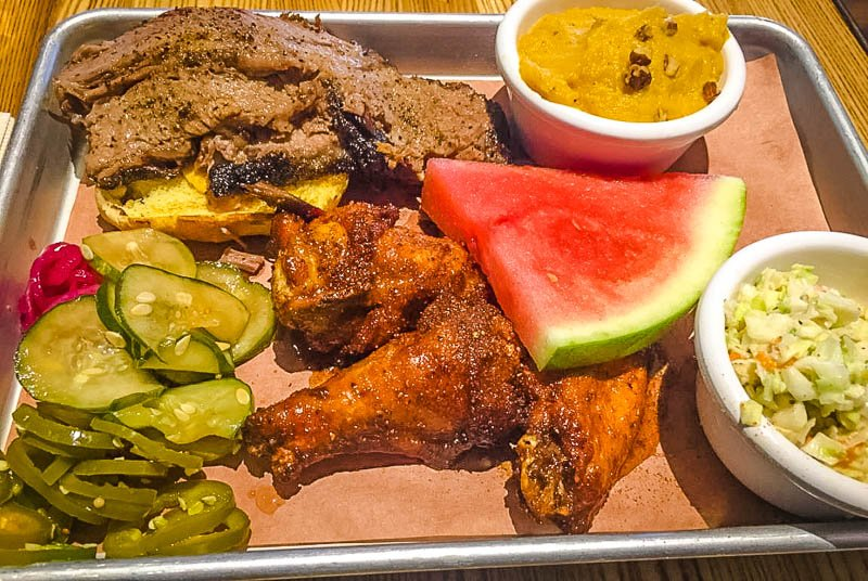 Eating at the Smoke Shop BBQ is definitely among the top things to do in Cambridge, Massachusetts.