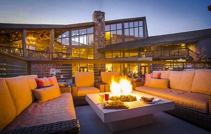 Beautiful accommodation in Jackson Hole, Wyoming