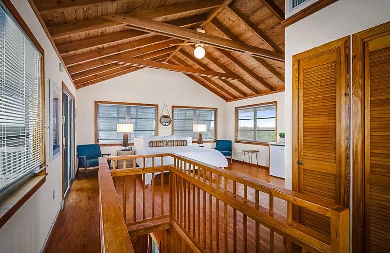 Sunset bungalow Airbnb rental