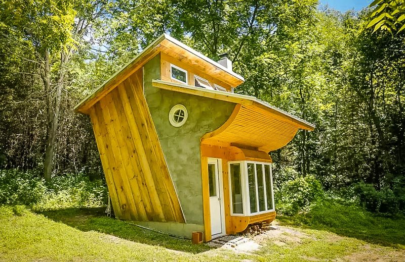 One of the most unique cabins in New York