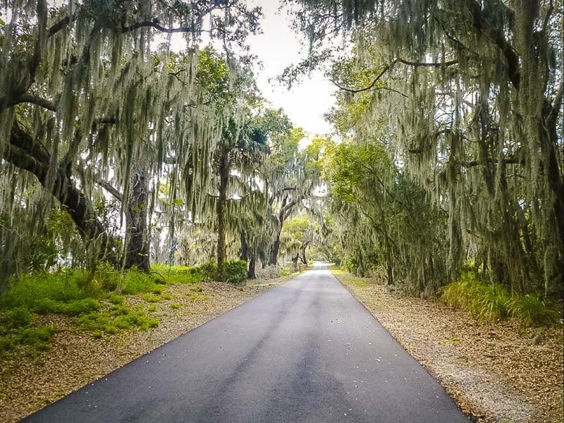Avid bikers will love West Orange Trail, one of the best hidden gems in Florida.