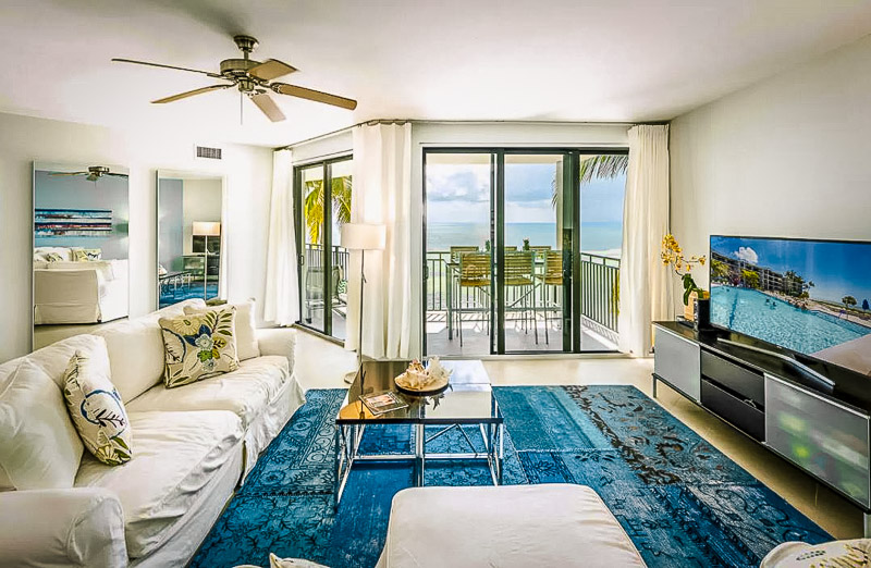 Windswept Palms is among the most unique Airbnbs in Florida