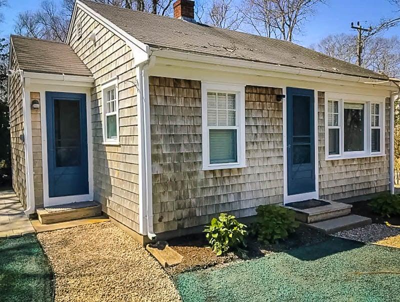 A  quintessential Cape Cod home rental in Falmouth, MA
