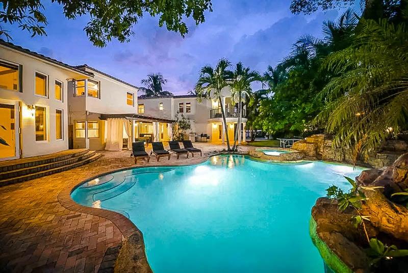 Airbnb villa in the heart of Miami