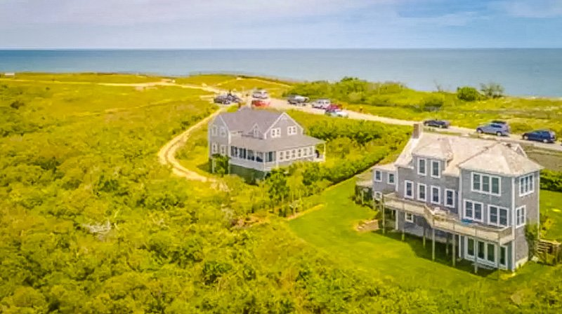 One of the best luxury Airbnbs in Cape Cod and the islands.