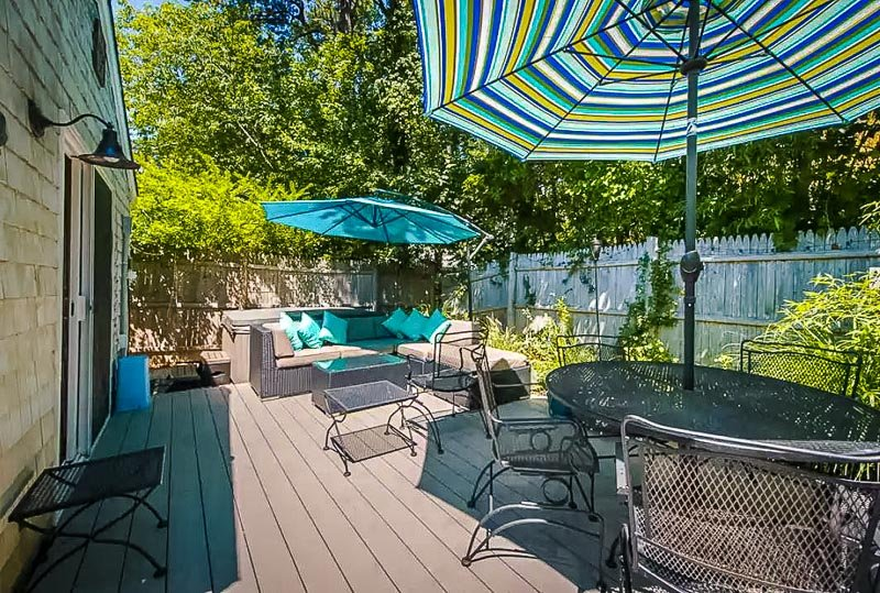 One of the top Airbnbs in Cape Cod.