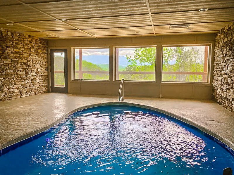 Beautiful rental home in the Smoky Mountains