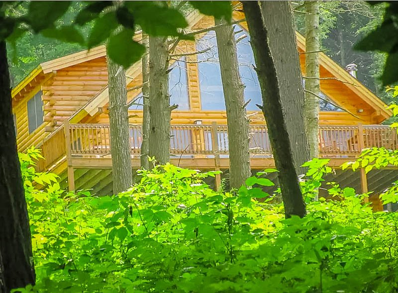 Beautiful retreat in the mountains of Stowe