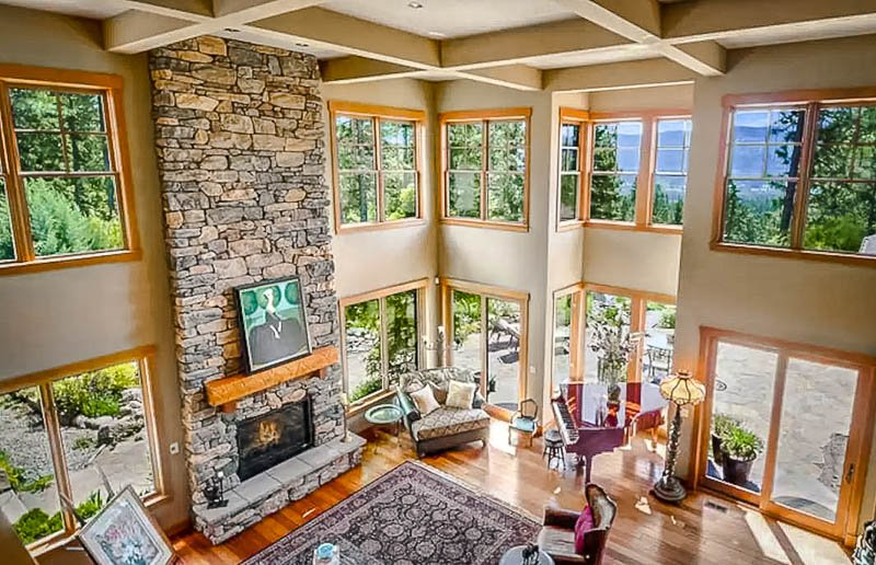 One of the best Airbnbs in Washington State for large groups