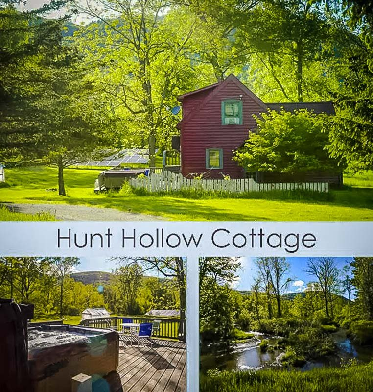 A top budget-friendly Airbnb in the Finger Lakes.