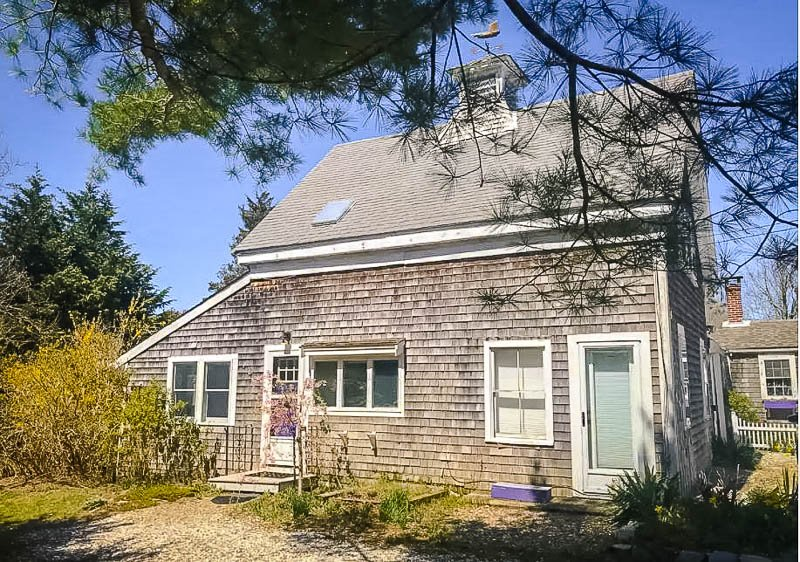 A classic Cape Cod vacation rental.