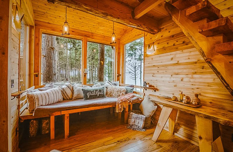 Treehouse vibes