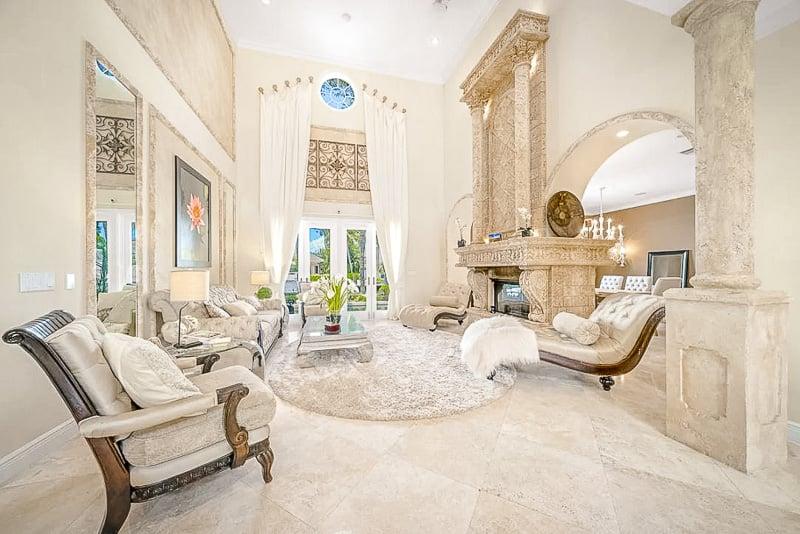 Extravagant living space