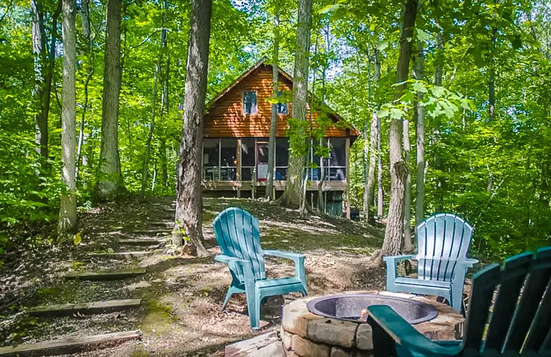 One of the best cabin rentals in the Finger Lakes