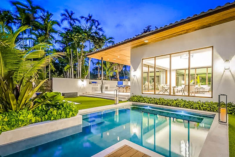A dreamy Airbnb villa in Miami that you need to see to believe