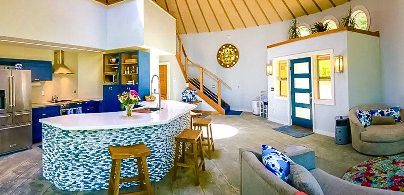This luxury vacation rental is among the best Airbnbs in Cape Cod.