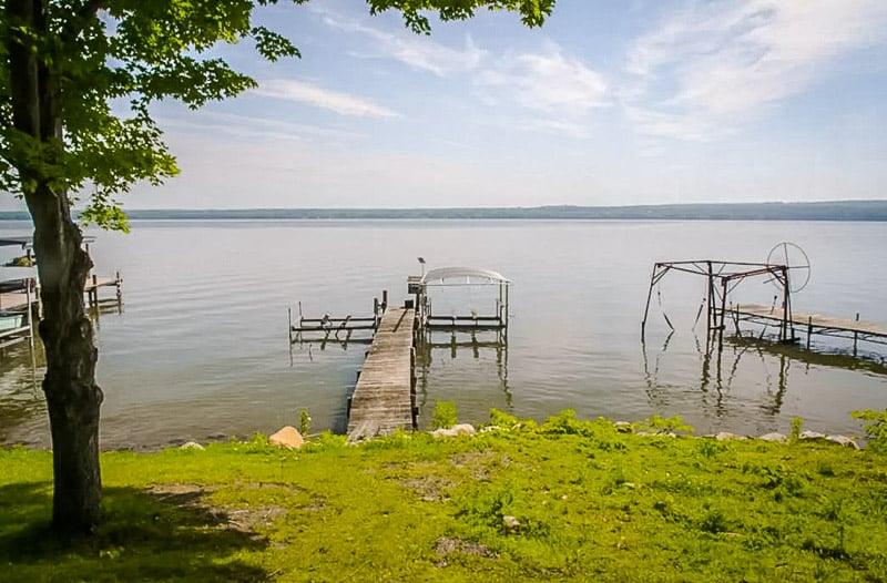 Beautiful views of Seneca Lake