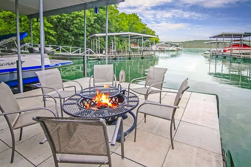 This rental is among the coolest Airbnbs in Lake of the Ozarks.