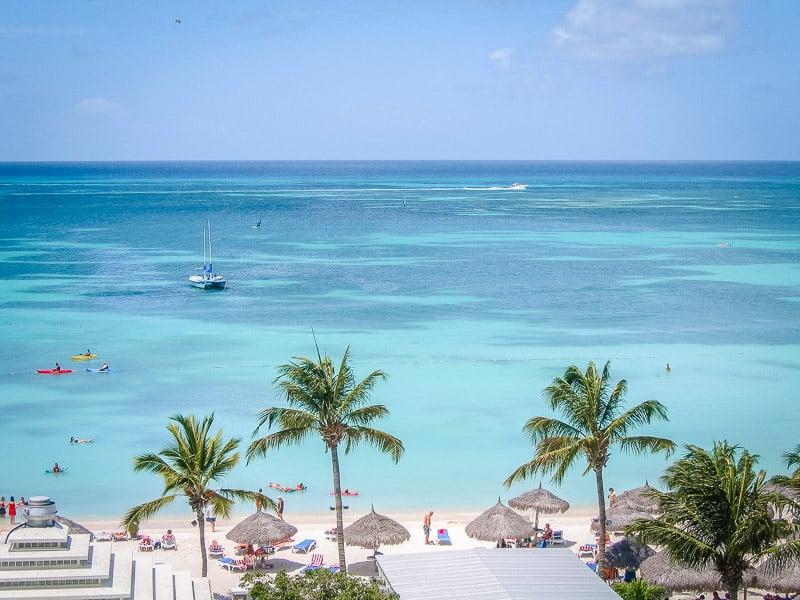 Aruba is the ultimate paradise island.