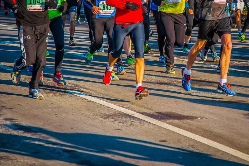 The Boston Marathon is one of the best times to visit New England