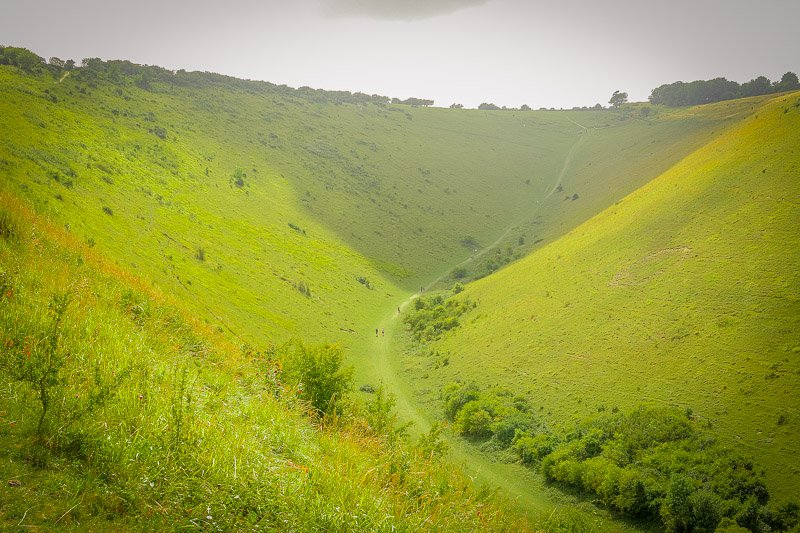 Devil's Dyke is one of the most epic places in England.