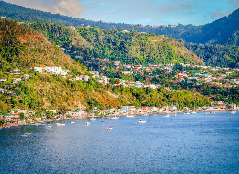 Dominica is one of the most beautiful islands in the world