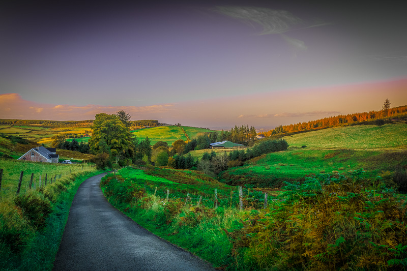 During a visit to Dublin, be sure to carve out enough time to explore the Irish countryside.
