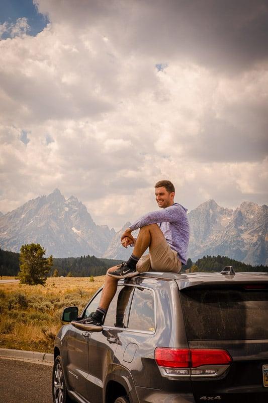 Grand Teton National Park is a bucket-list worthy destination in Wyoming.