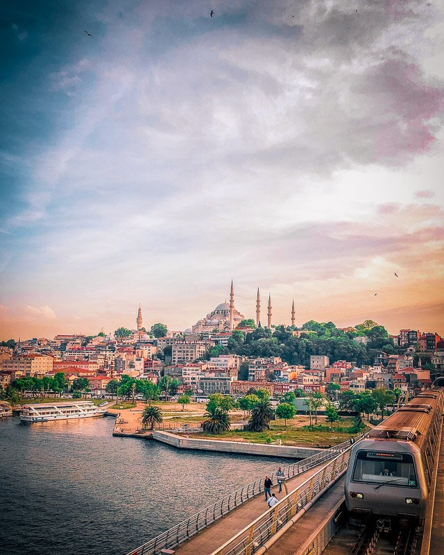 Istanbul is among the cheapest places to travel to in Europe from the US