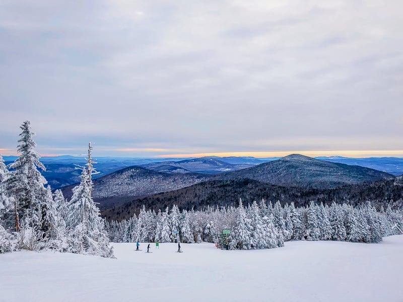 Killington Ski Resort in Vermont