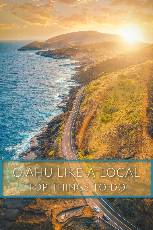 The best local things to do on O'ahu, Hawaii
