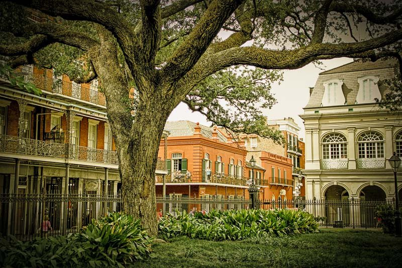 New Orleans is among the best cities to go with friends.