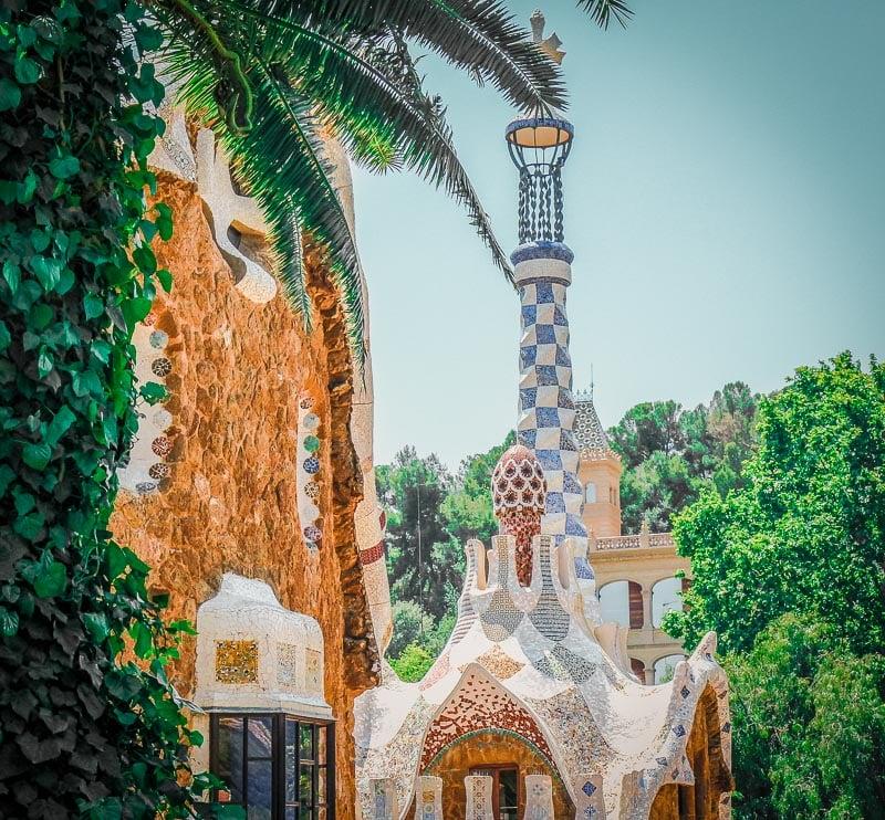 Park Güell is a must-see in Barcelona