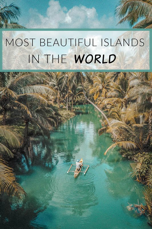 Prettiest islands in the world pinterest photo